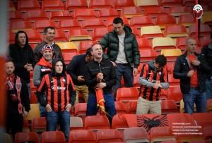 Shkendija Tetove-Abberdeen, nje ndeshje qe la gjurme ne kujtese.